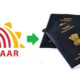 Aadhar, Passport, Online, Return, Scholarship, India