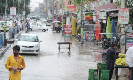 Heavy Rain, Relief, Heat, Haryana