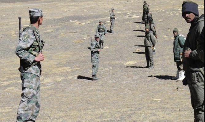 India, Enhances, Troop, Sikkim, Arunachal, Indian Army