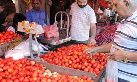 Economic, Losses, Vegetable, Vendors, Tomato, Rate, Punjab