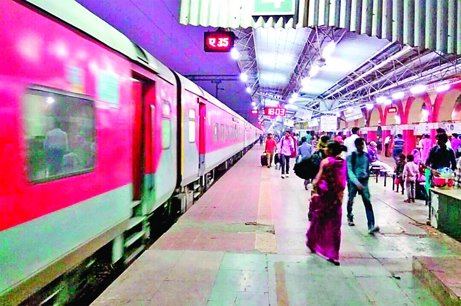 Pataudi Resident, Chetak Express Train, Ride, Haryana