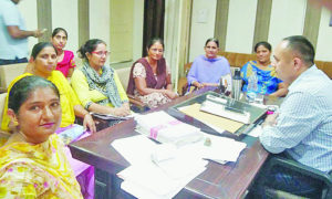 Union, Delegation, SDM, Workers, Punjab