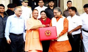 Yogi Adityanath, Government, Budget, Finance Minister, Rajesh Aggarwal, UP