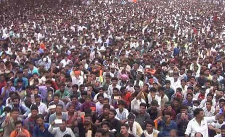 Clash, People, Police, Gangster Anandpal Case, Injured, Rajasthan
