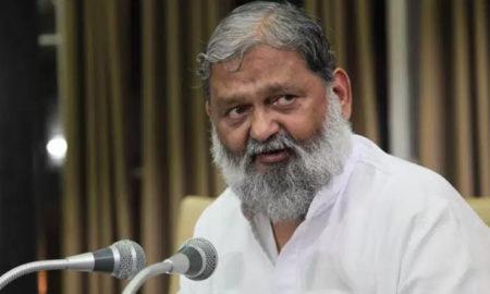 Anil Vij, Minister, Order, Suspension, SHO, Investigation, Haryana