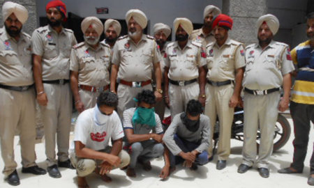 Murder Case, Police, Arrested, Accused, Punjab