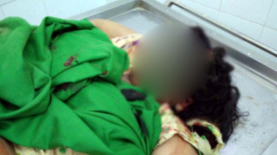Death, Crushed, Woman, Police, CCTV, Rajasthan