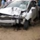 Death, Bank Employee, Car, Collision, Police, Rajasthan