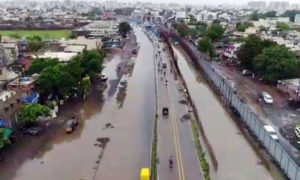Death, People, Heavy Rain, Gujarat, Water, Rescue Operation