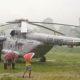 Emergency Landing, Kiren Rijiju, Helicopter, Bad Weather