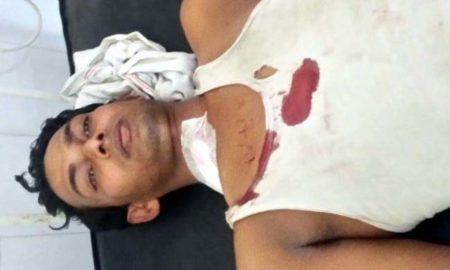 Attack, Mechanic, Knife, Injured, Shop, Police, Rajasthan