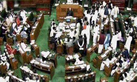 Ruckus, Opposition, Lok Sabha, Problem, Farmers