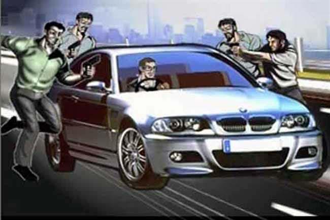Car, Robbers, Found, CCTV Footage, Identify, Police, Rajasthan