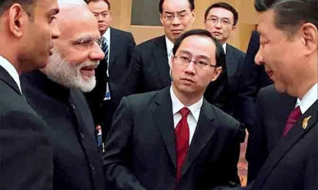 Indian Govt, Narendra Modi, Xi Jinping, Picture