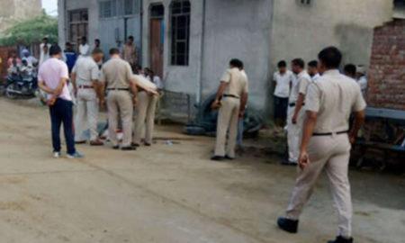Murder, Shot Dead, Police, Haryana