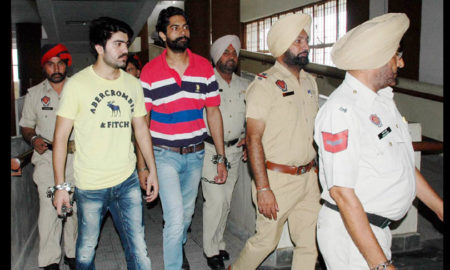 Nabha Jail Break Case, Accused, Court, Hearing, Punjab
