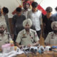 Gang Robbery, Arrested, Police, Recovered, weapons, Punjab