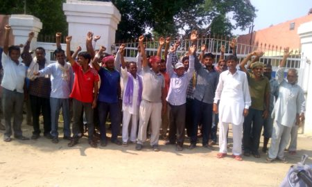 Government, Lockout, Spinning Mill, Order, Protested, Rajasthan