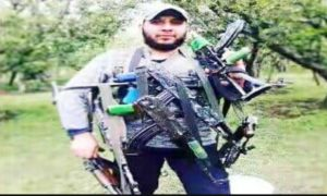 Terrorists, Killed, Encounter, Kashmir, Top LeT Commander, Army