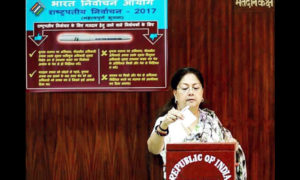 Vasundhara Raje, Ashok Gehlot, Votes, Presidential Election, Legislators, Rajasthan