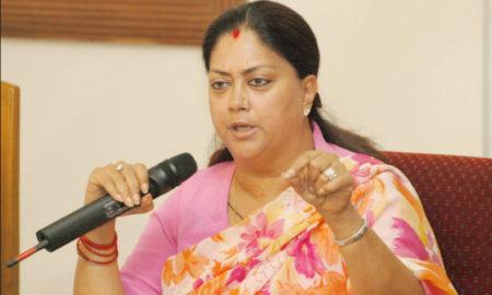 Vasundhara Raje, Improvement, Living Standard, Farmers, Rajasthan