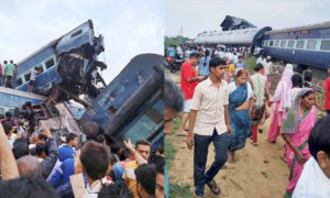 Muzaffarnagar Train Accident, Died, Injured, Inspection, Yogi Adityanath, UP