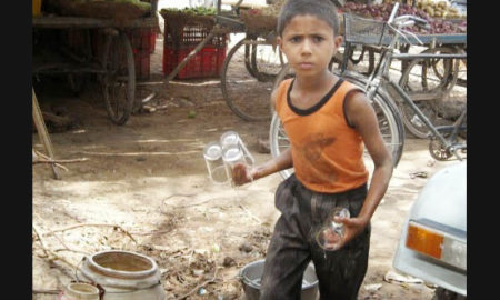Task Force, Raid, Child, Laborers, Wages, Punjab