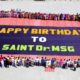 Record, Dera Sacha Sauda, Candy Mojok, Gurmeet Ram Rahim, Birthday Celebration