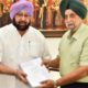 Captain Amarinder Singh, Auction Case, Sand Mines, Punjab