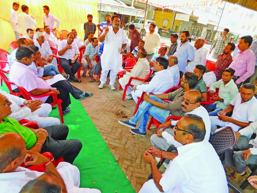 Dealers, Protest, Agriculture Department, Govt, Punjab