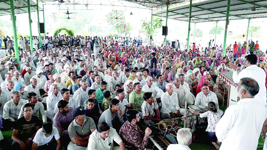 Dera Followers, Together, Situation, Dera Sacha Sauda, Gurmeet Ram Rahim