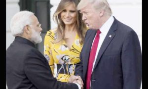 Relation, Strengthened, Drones, India, US, Donald Trump, Narendra Modi