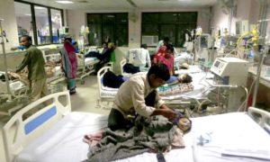 Infant, Deaths, Accident, Murder, Gorkhpur Case