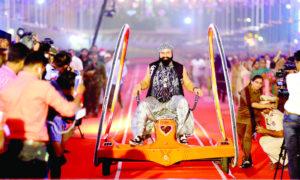 MSG9Br9, Gurmeet Ram Rahim, Dera Sacha Sauda, Entertainment
