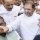 Sharad Yadav, Nitish Kumar, Meeting, Leaders, JDU
