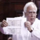 Congress, Allegations, Note, Kapil Sibal, Arun Jaitley