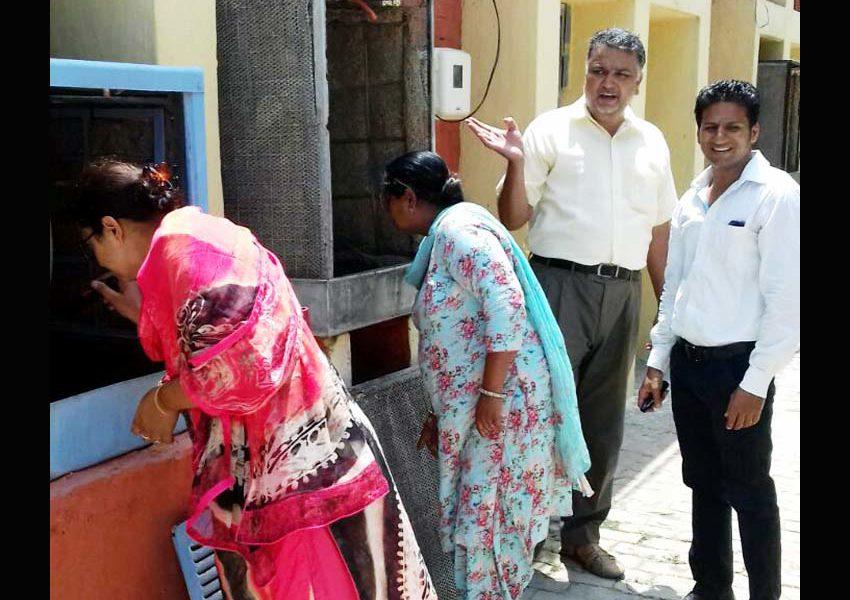 Dengue Larvae, Coolers, Challan, Health Department, Punjab