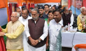 Manohar Lal Khattar, Inauguration, Projects, Development, Haryana