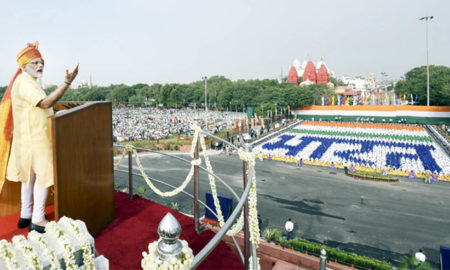 Narendra Modi, Confidence, Create, New India, Govt, BJP