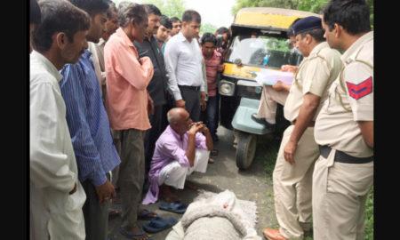 Murder, Auto Driver, Crime, Police, Haryana
