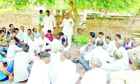 Protest, Health Department, Employee, Strike, Raised, Haryana