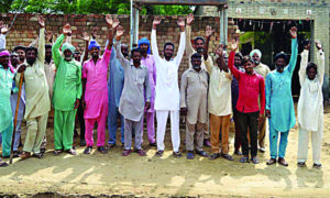 Villagers, Protest, Power Department, Strike, Raised, Haryana