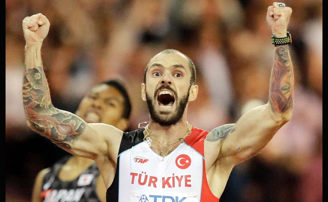 Ramil Guliyev, Win, Gold Medal, World Athletics Championships