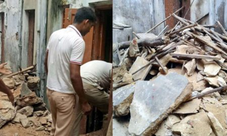 Death, Woman, Child, Roof Collapses, Injured, Rajasthan