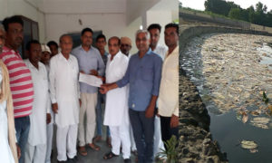 Memorandum, Rural, Contaminated Water, Rajasthan