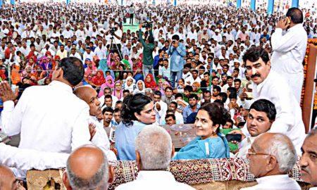 Kiran Choudhry, SYL Issue, Supreme Court, Haryana
