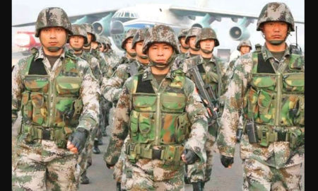 China, Infiltration, Attempt, Indian Army, Injured, Sikkim Conflict