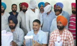 Heroin, Smuggler, Arrested, Weapons, BSF, Police, Punjab