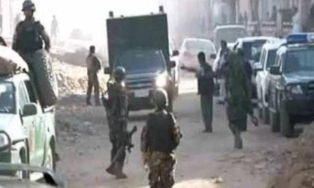 Terrorists, Killed, Air Raid, Afghanistan, Army