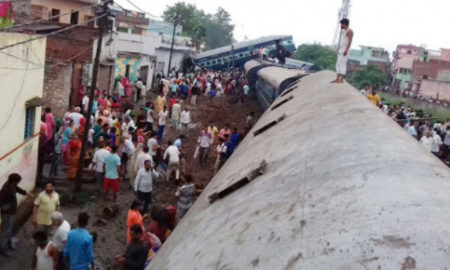 Muzaffarnagar Train Accident, Audio, Gangman, Absconding